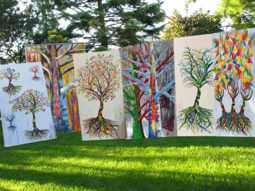 Basic Natur Bäume